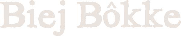 Biej Bôkke